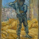 Image for the Tweet beginning: Our paintings often travel to