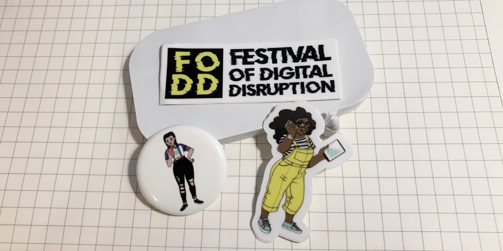 If you are in any way interested in what's going on in the local digital space, be sure to check out the Festival of Digital Disruption. Kicking off on November 16th the first event focuses on hiring digital talent. #rdguk @Fodd2020 @curious_lounge