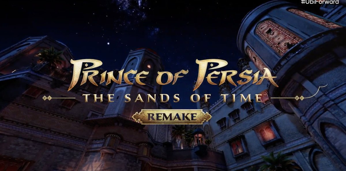 Prince of Persia: The Sands of Time Remake brings the classic back for Xbox One, PS4, and PC