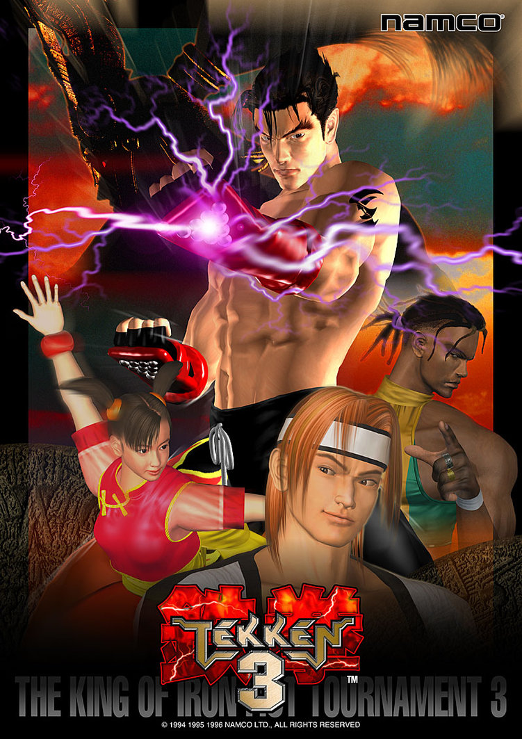 ⚡️#GIVEAWAY⚡️We're giving away a super rare TEKKEN 3 24x36 inch poster! You'll want to add this to your collection for sure! To get your hands on it, simply follow us and RT this tweet! Winner picked Sept 22nd! (first day of Fall) https://t.co/B9hdSK8mjx