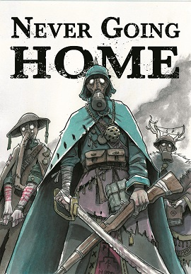 Never Going Home is an RPG set in horror haunted trenches during the First World War. And now we have it back in stock, along with 2 of the 3 supplements! (The 3rd will be going over the top soon.) https://t.co/yiGJ4GjHp3 https://t.co/q1NwBorKGk