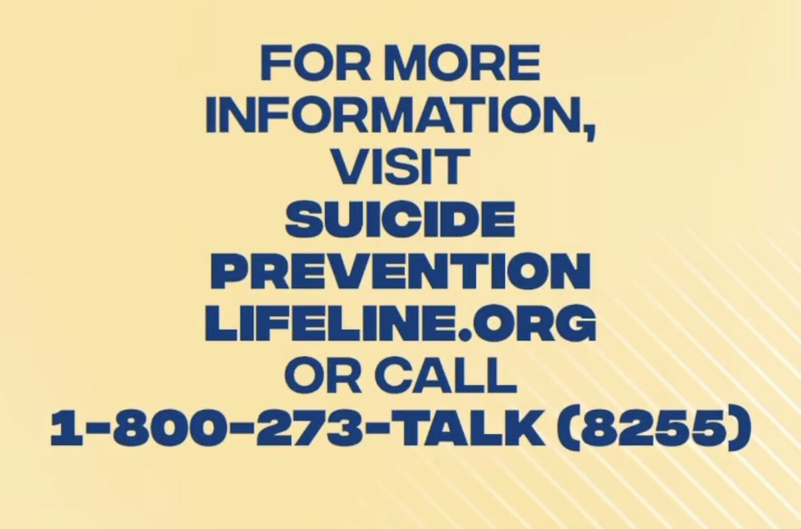 Every 40 seconds someone dies by suicide. Today, on #WorldSuicidePreventionDay let's reach out to someone who may be struggling. If that someone is you, please know that your life matters. #WSPD #SuicidePrevention