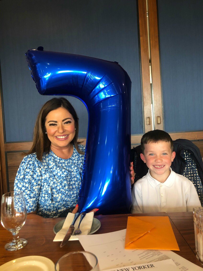 The most perfect day for my nephews 7th birthday. Lunch for 6 followed by the private cinema in @No1CorkHotel for Paddington 2. @adrmurphy #Family #Nephew #Hotel #Cork #PrivateCinema https://t.co/lkLniT2FZJ