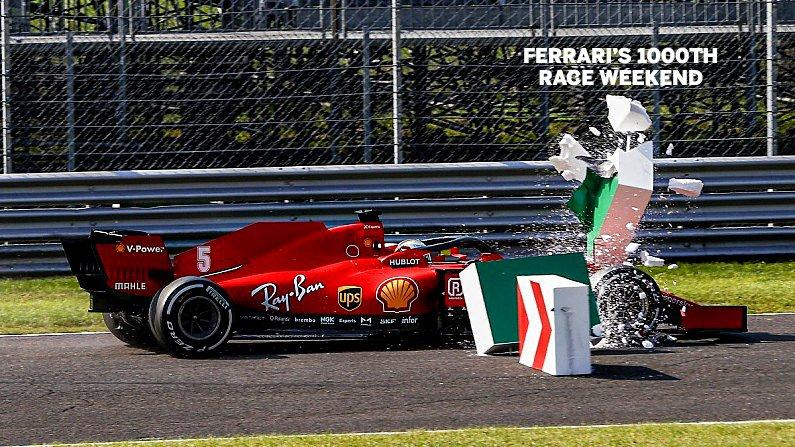 Sebastian Vettel crashing the party 😂 https://t.co/5cZsCquxnO