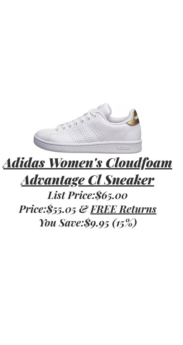 Link In Bio! Women's Deals Page #CatchADeal #WomensFashion #WomensSneakers #Women #Woman #Clothes #Deals #Outfits #Sales #Fashion #Deal #Sale #Offers #WomensSale #Sneakers #Shop #AllSizes #Shopping #ShopOnline #FastDeal #NewSale #WomensDeals #ShoppingOnline! https://t.co/UGJZWRsrQR
