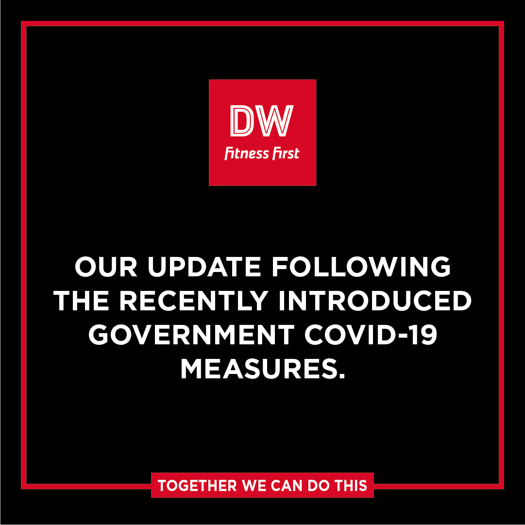 Working with the Government and U.K. Active it has recognised the already COVID, secure social distancing measures that have been put in place across the sector. As such the proposed 6 person rule does not apply to the gym sector. (1/2) https://t.co/ldcXNxy2W9