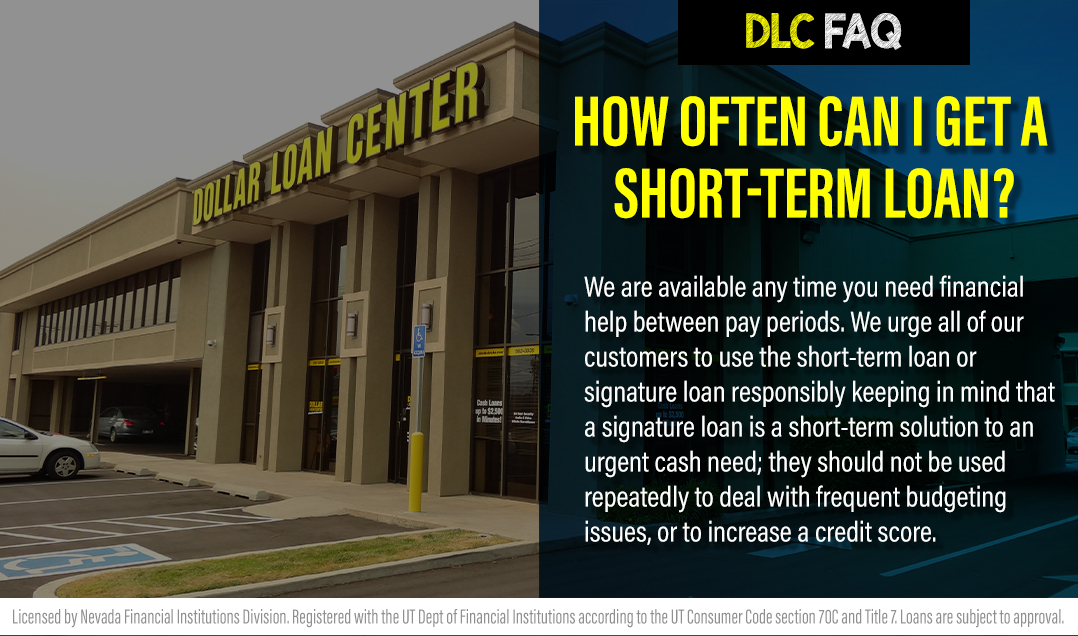 #DLCFAQ How Often Can I Get A Short-Term Loan? https://t.co/i6d0wuc97n
