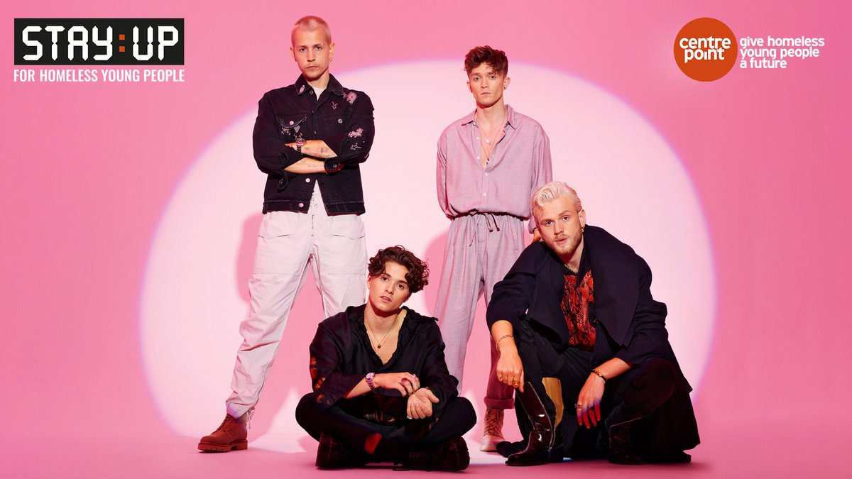 EXCITING @TheVampsband ANNOUNCEMENT 📣  We are THRILLED to reveal that our long-term supporters The Vamps (!!!) will be performing LIVE during our STAY:UP event on 8th Oct. 😍  Want to see them play live? Sign up here: https://t.co/j1waYbzb9d  #UpForTheNight https://t.co/JSPfS124VN