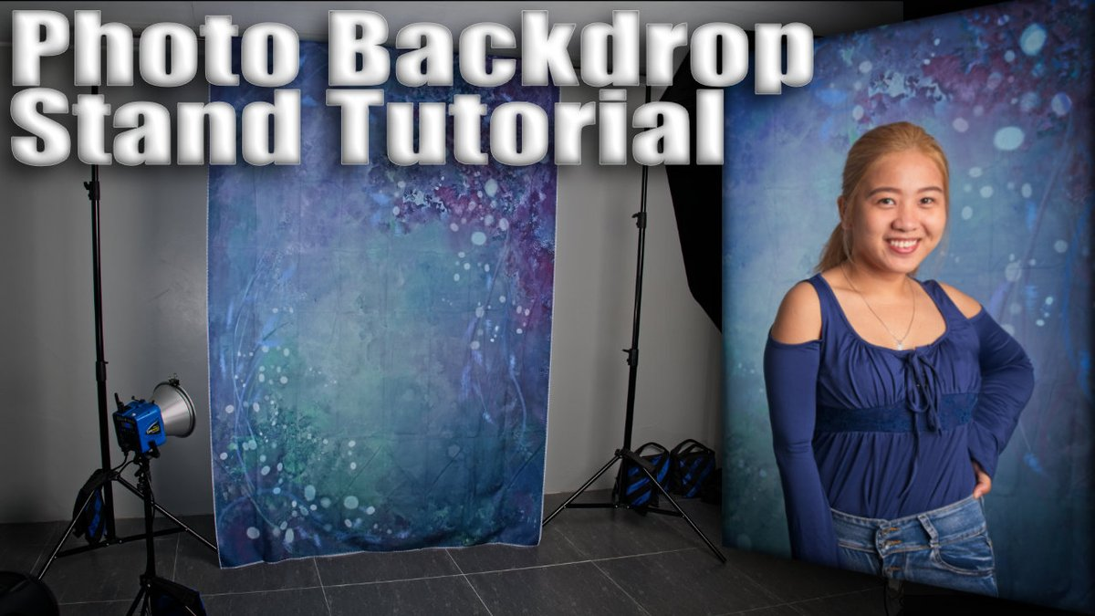 Latest video is out.. Enjoy! Learn how to setup a photography backdrop for both photo and video streaming.  #SmallStreamerCommunity #Streamer_RTs #katebackdrop #photographyislife #PhotographyTips #smallyoutubercommunity #SmallYouTuberArmy   https://t.co/oSUwla7tfv https://t.co/193dcdMgqL