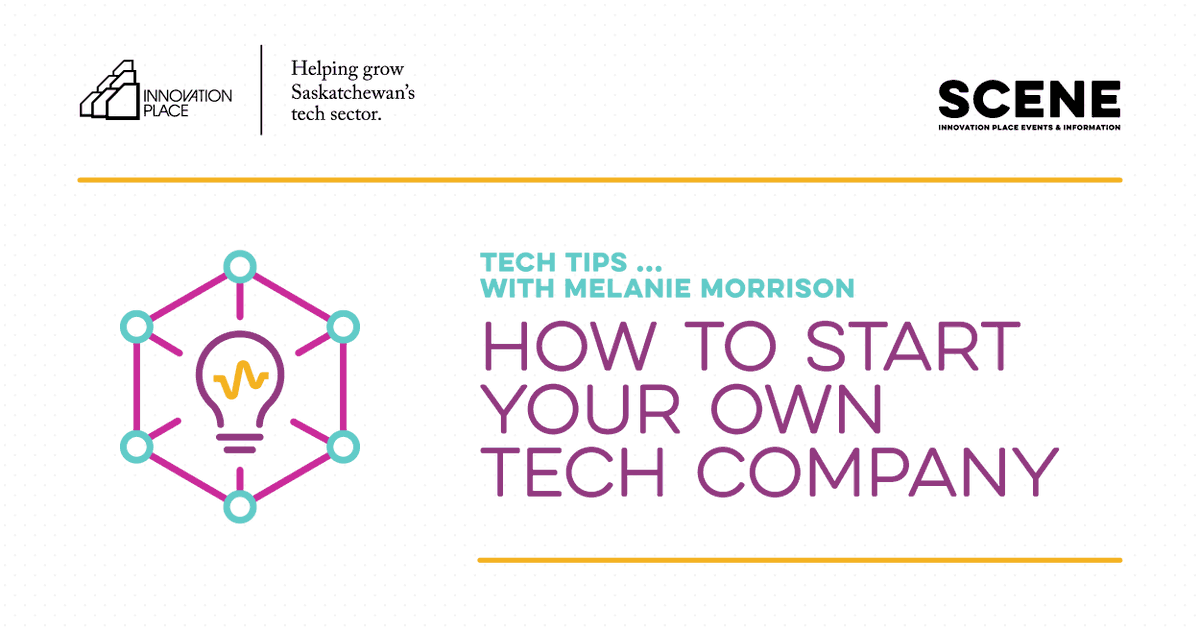 Need a few #TechTips about how to start to your own tech company (even if you don't have a tech background)?  You're in luck, @bettercart1 CEO Melanie Morrison gives you her best advice from her own experience and what she learned along the way! ➡️ https://t.co/SQsvSZViXv https://t.co/cSpqbcE6cj