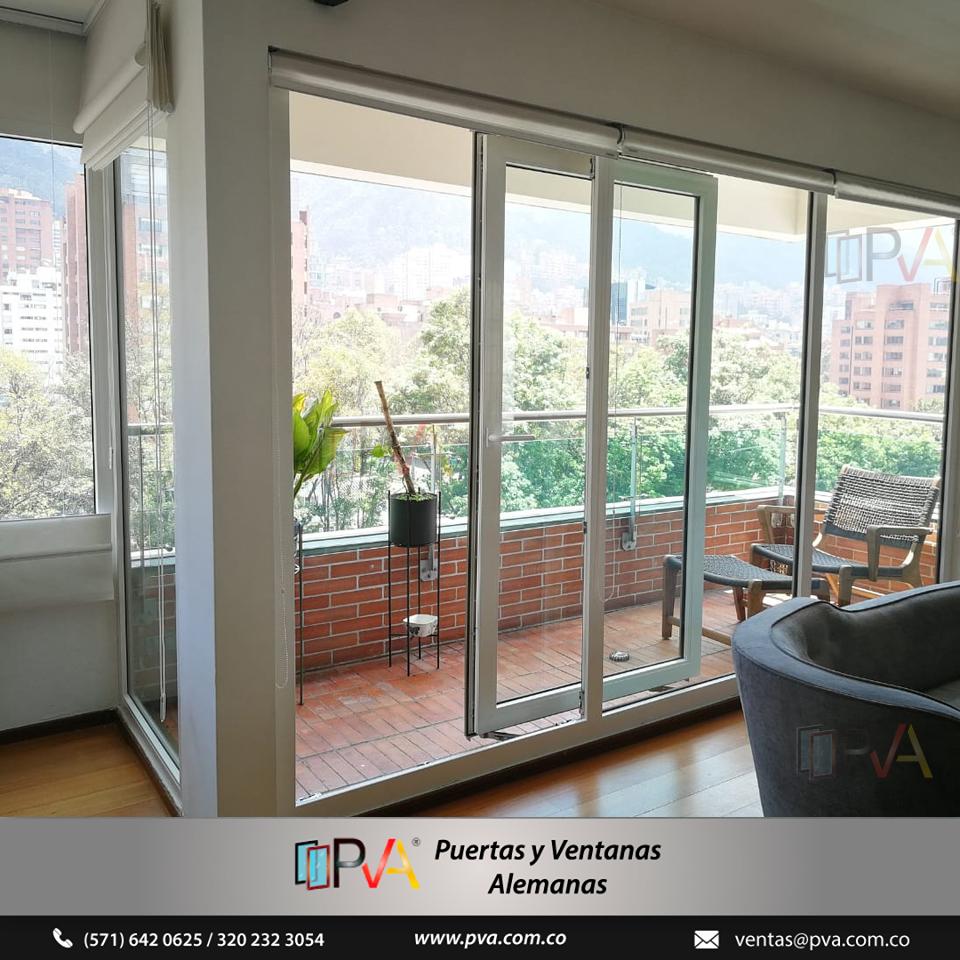 ¿Quieres disfrutar de una agradable vista desde tu balcón sin preocuparte por el ruido y el frio? Contáctanos para asesorarte! https://t.co/bMUXNty5If #ventanas #nomasruido #construcción #ventanaspvc #ventanastermoacusticas #ventanastermicas #ventanasantiruido #nomasfrio #puerta https://t.co/xB3ZVPIu0O