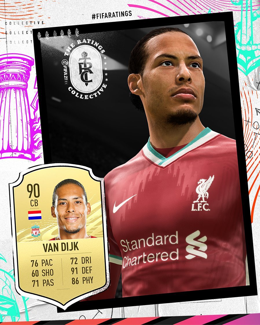 What do you guys think, not bad right? 😁 #FIFA21 https://t.co/UNRvcwRSXr