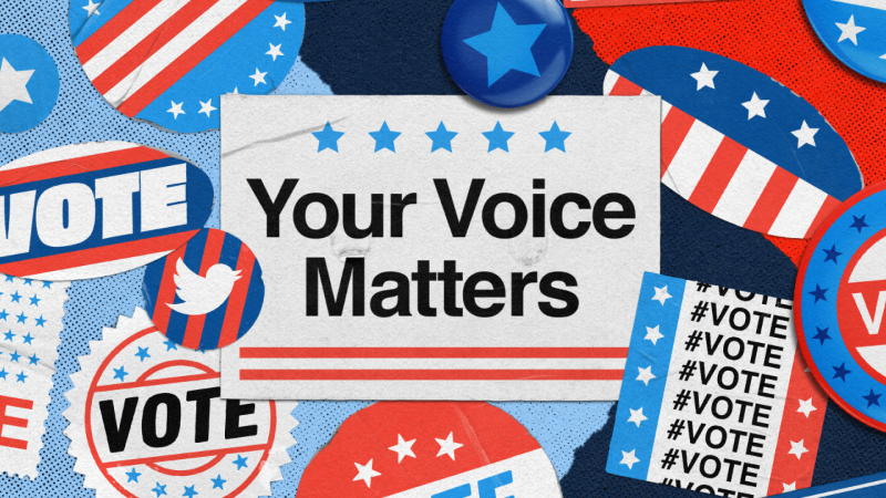 If you're eligible to vote in the 2020 US elections, we want to help you:  🗳️ Register to vote 🗳️ Understand early voting options 🗳️ Feel informed about your ballot   Just 🔁 or ❤️ this Tweet for helpful Twitter voting PSAs that go to your Notifications.