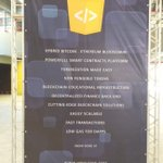 Image for the Tweet beginning: HTMLCOIN at BITCONF2020 The Biggest