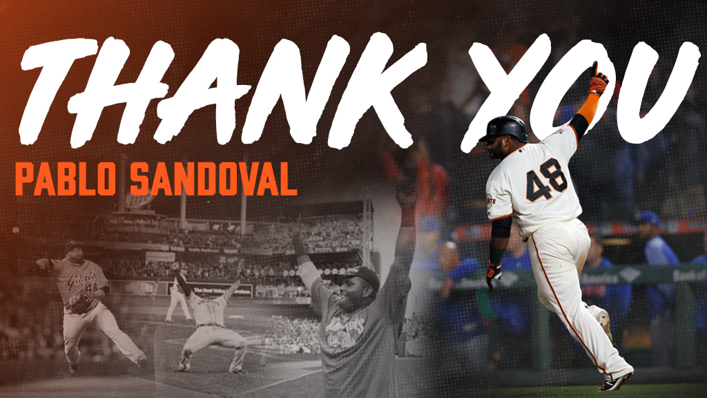 Thank you, Pablo. Thank you. #ForeverGiant