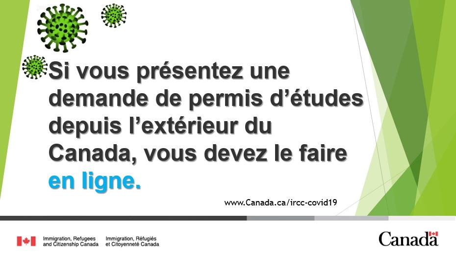 #ÉtudierAuCanada >Une fois votre demande traitée et approuvée, déterminez si vous êtes exempté des restrictions de voyage et si vous pouvez vous rendre au Canada : https://t.co/JNGjC7SoFG https://t.co/FWAqYc4dxU