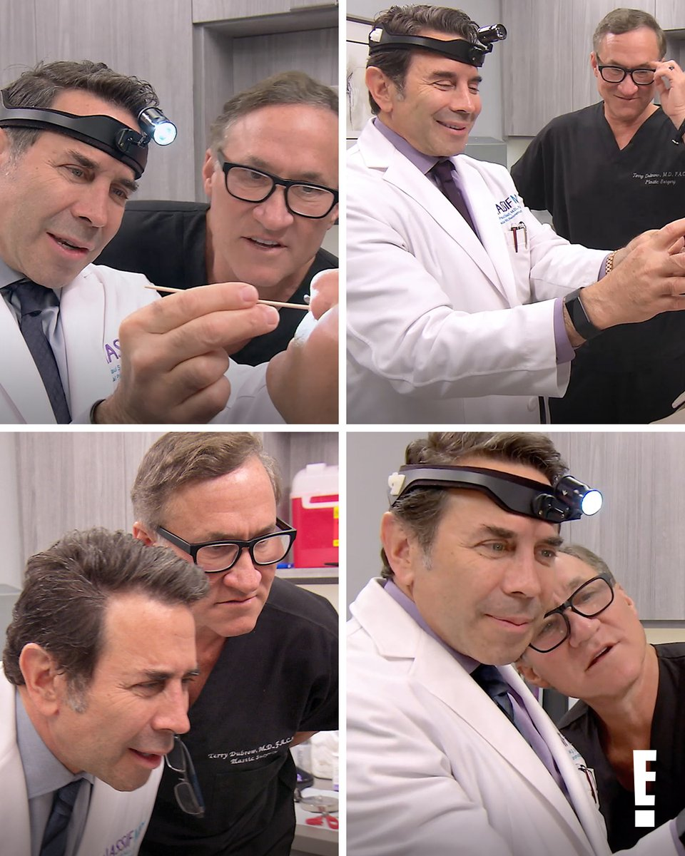 Love when the docs are in 𝓲𝓷𝓼𝓹𝓮𝓬𝓽𝓸𝓻 𝓶𝓸𝓭𝓮 #Botched