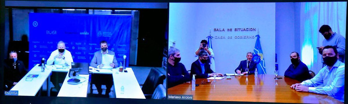 El convenio con @Enohsa, por más de 2400 millones de pesos para #obras de #saneamiento tendrá un enorme impacto en #Chubut. Una gestión en conjunto con intendentes y el apoyo del Presidente @alferdez,el Min. de Obras Públicas de la Nación @gkatopodis y @SergioMassa. #ChubutAvanza https://t.co/8t0QNTpJLu