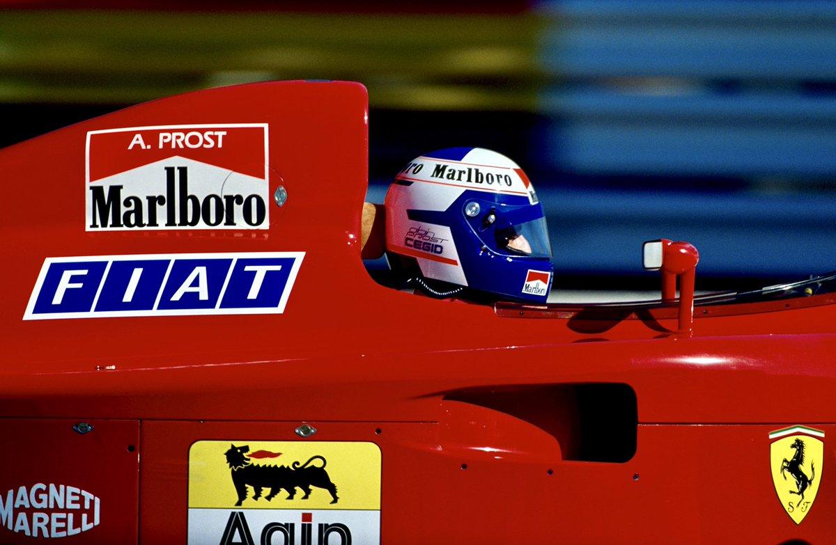 Scuderia Ferrari drivers at Adelaide: Michele Alboreto ('85-'88), Stefan Johansson ('85-'86), Gerhard Berger ('87-'89, '93-'95), Nigel Mansell ('89-'90), Alain Prost ('90), Jean Alesi ('91-'95), Gianni Morbidelli ('91), Nicola Larini ('92). #F1 #Adelaide #EssereFerrari #SF1000GP https://t.co/w0xCkzAmiD