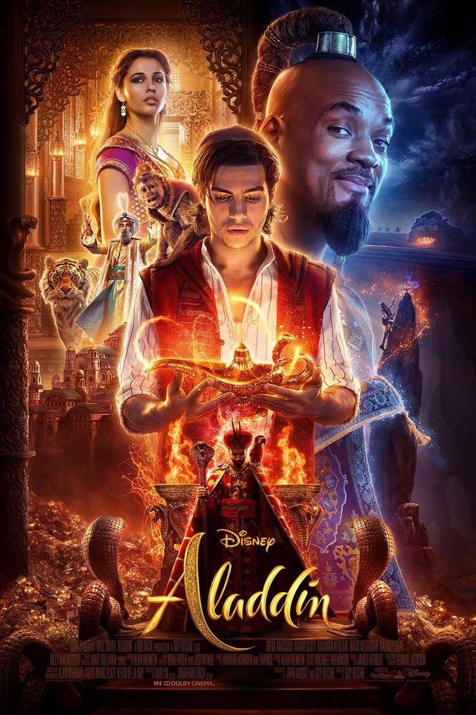 Aladdin Google Drive