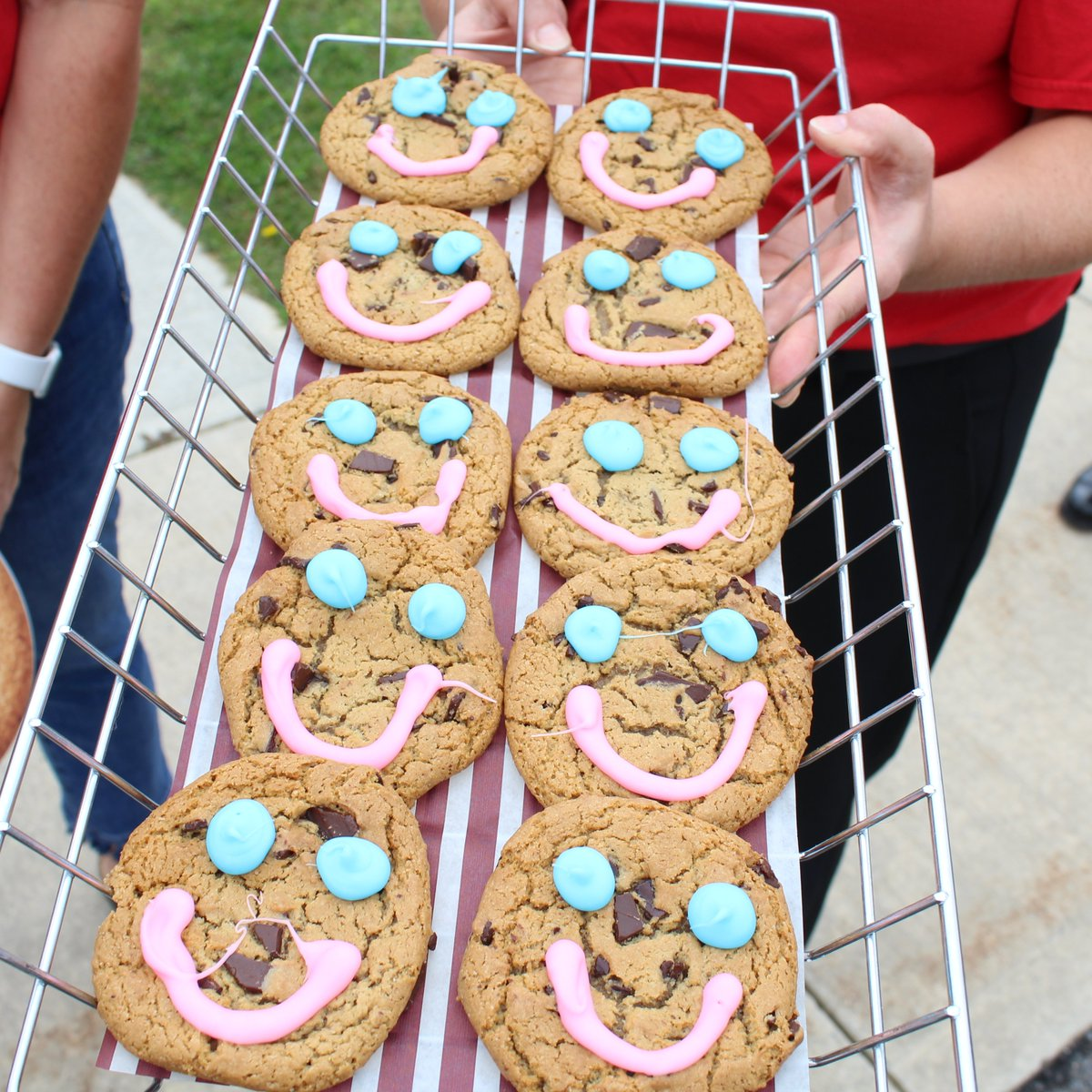 test Twitter Media - COVID-19 stopped a lot of things this year, but it's not stopping @TimHortons Smile Cookie! #SmileCookies will be available next week from September 14-20! Last year, we broke the record for the most successful campaign yet and we're hoping we can do it again. https://t.co/0LdPSczck4