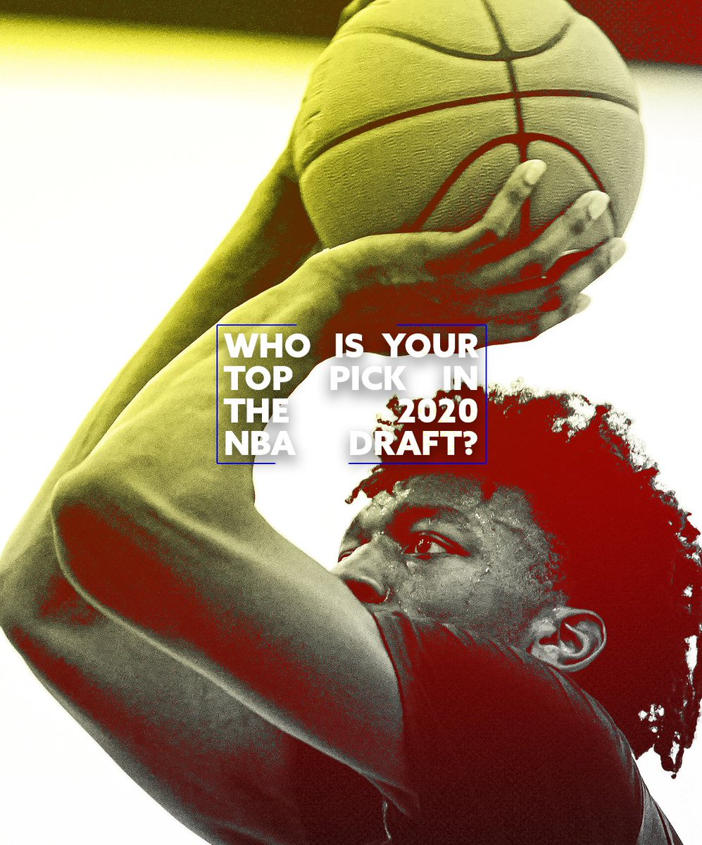 𝙄𝙛 you were the GM of the Timberwolves, who would you select with the top pick in the draft?