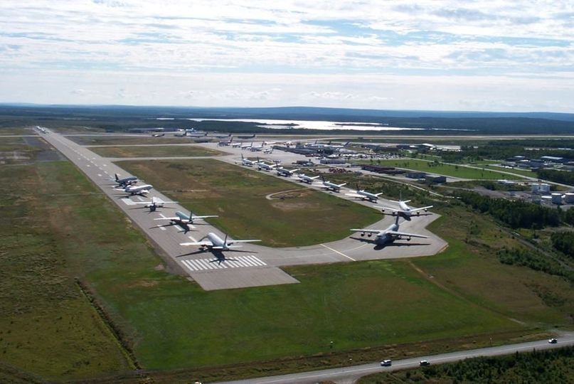 19 Years after 9/11, We Remember.  Gander, Newfoundland opened its doors and hearts to people and aircraft in an effort to help.  #RCAF #WeRemember #OpYellowRibbon #NeverForget911 #September11 https://t.co/lOEddv9Lgv