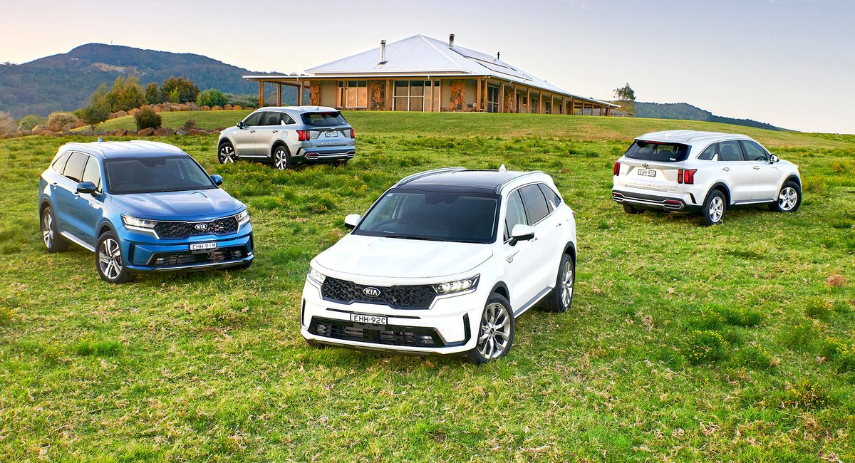 International News: See The New 2021 KIA Sorento From Every Angle As It Lands In Australia With Two Engines #KIA #kiaaustralia #KiaSorento #NewDesign #PowerToSurprise #LookingSharp #Carscoop https://t.co/5UJg4gGCaG https://t.co/saPsUiMNug