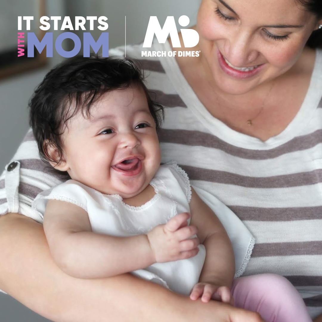 We're excited to share one of our fall campaigns: IT STARTS WITH MOM, coming this NOVEMBER...is our state-wide virtual platform bringing together community thought leaders, helping moms to become the best advocates through some of today's big challenges. #Mom #MarchOfDimes #ISWM https://t.co/8sznA7GDR4