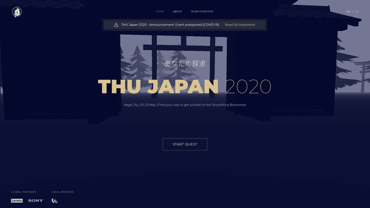#museworld Article: THU Japan's Website Breaks New Ground in User Interaction  MOXY's collaboration with THU Japan has yielded one of the best innovative websites of 2020!  Read more: https://t.co/y89cx8JYwL  #museworld #iaa #vegaawards #digitalawards #thujapan https://t.co/HoLdDfioLQ