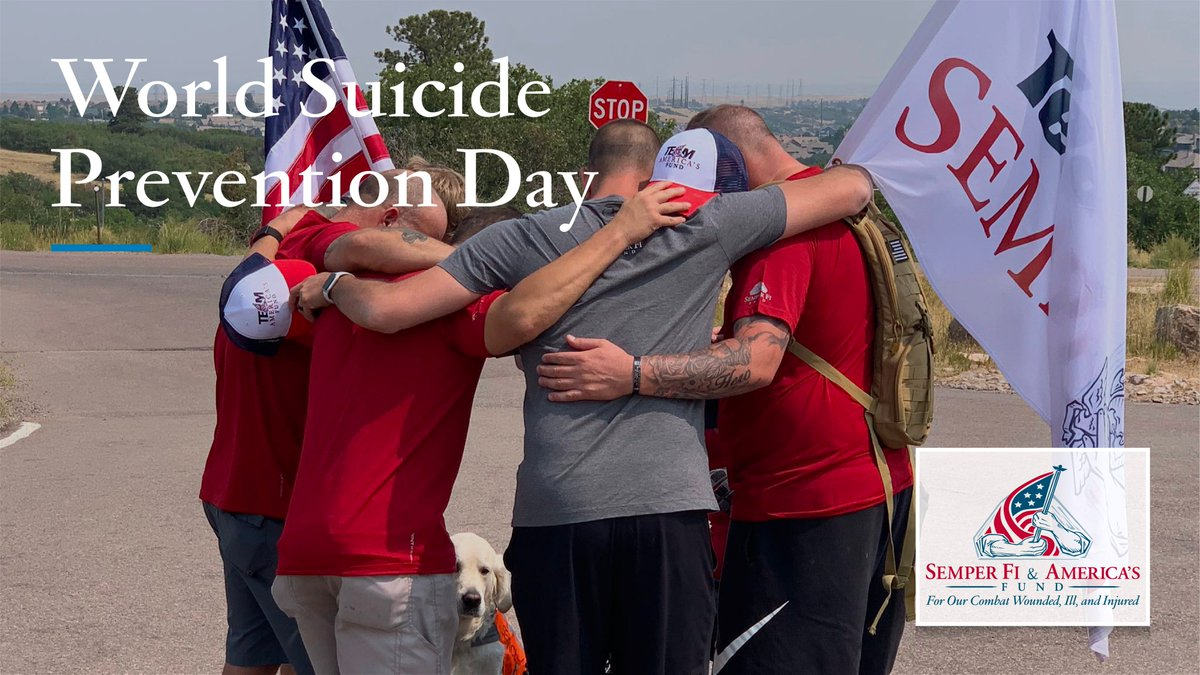 @Nonprofits You Are Not Alone. #TheFund #WorldSuicidePreventionDay