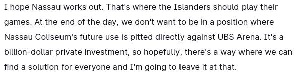 "Joe Pantorno on Twitter: ""The future of the #Isles at Nassau ..."