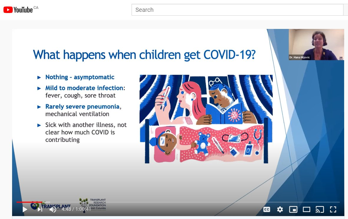 Bc Transplant On Twitter Icymi A Recording Of Our Live Webinar On Covid 19 Transplant And Children Is Available Now On Our Youtube Channel Https T Co Rtjmcbdwto Https T Co Ln7fwlocwg