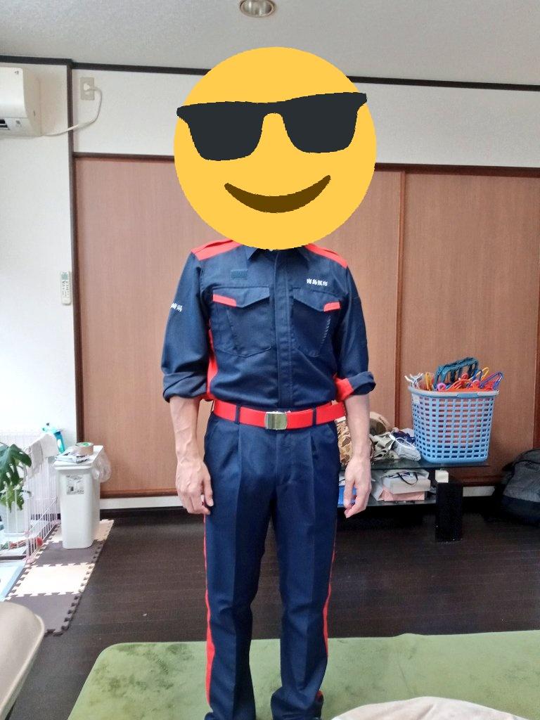 台風で派遣に行く父。