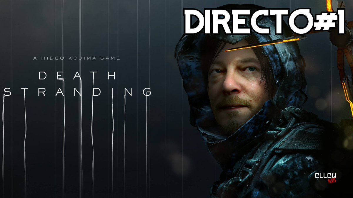 ⚠️Hoy 10 Pm. Death Stranding #1 / PC - Directo SOLO por Youtube ⚠️  Youtube!  https://t.co/FbQxopXQvD  #elleu #deathstranding  #pc #yaestapagado #gameplay #gameplays #elleuplays #instagamer #streamer #mexico https://t.co/Bok5Dtw0Lh
