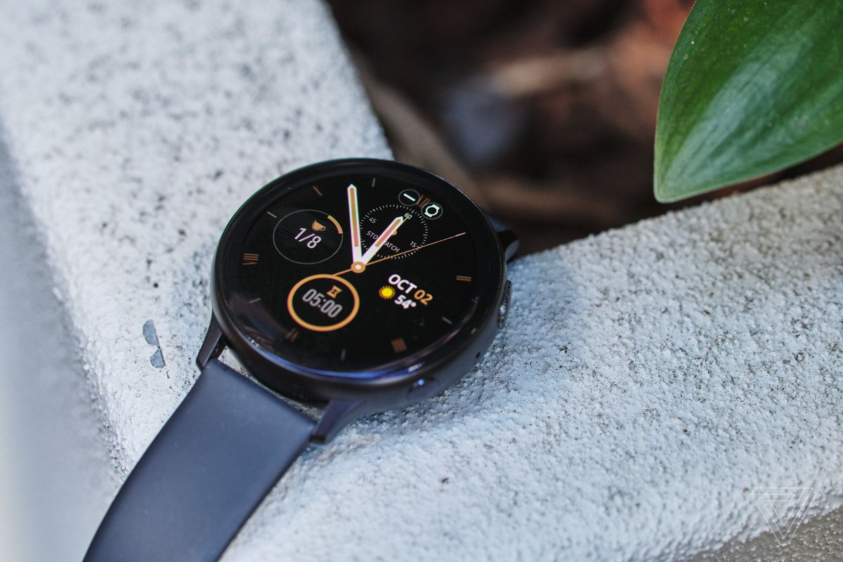 Samsung Galaxy Watch Active 2 is still missing EKG, but here's your consolation prize