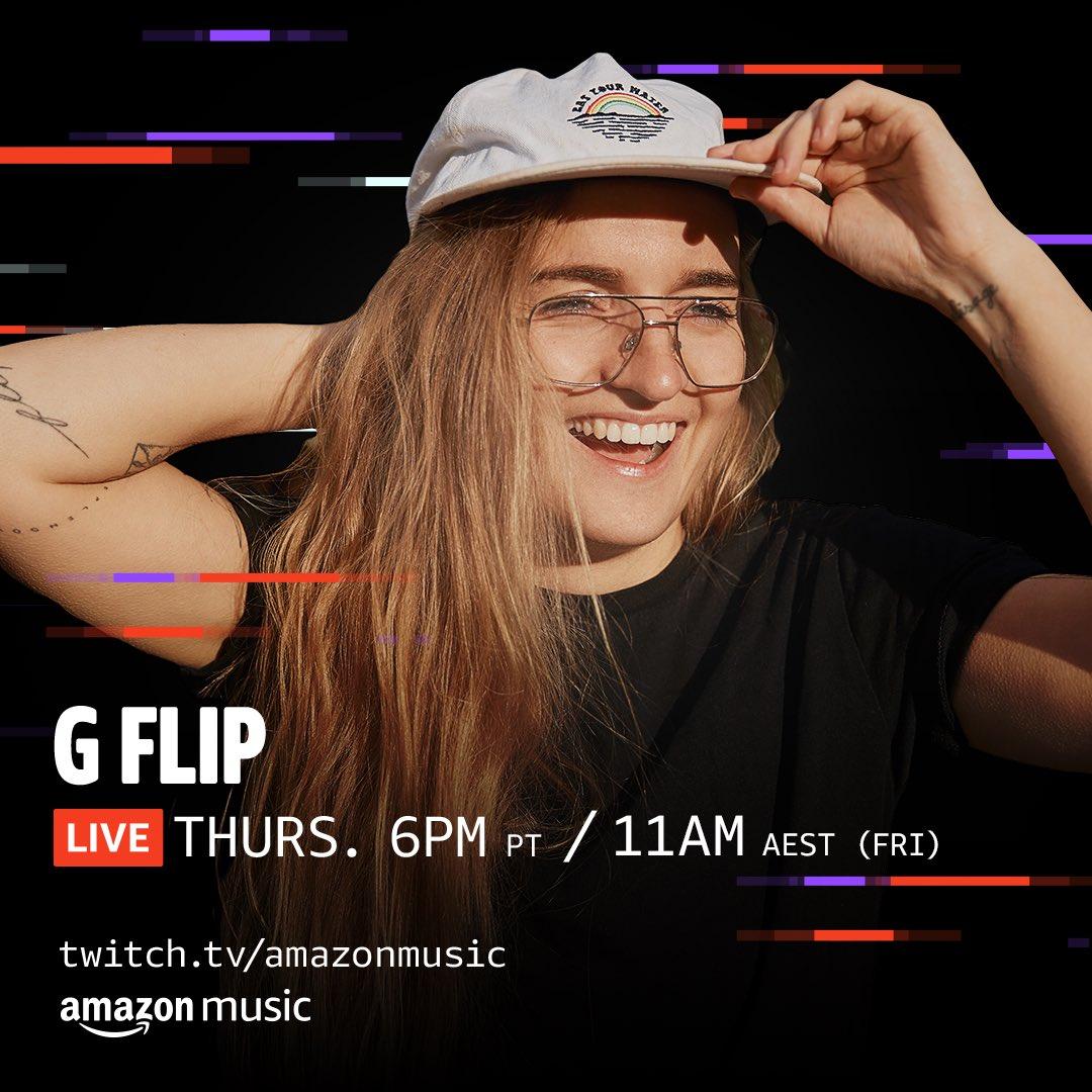 G Flip Gflipmusic Twitter