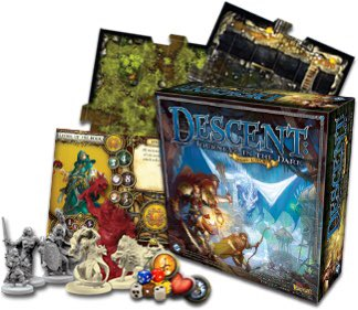 @GailSimone I've started looking into Descent. It's like roleplaying meets board game.