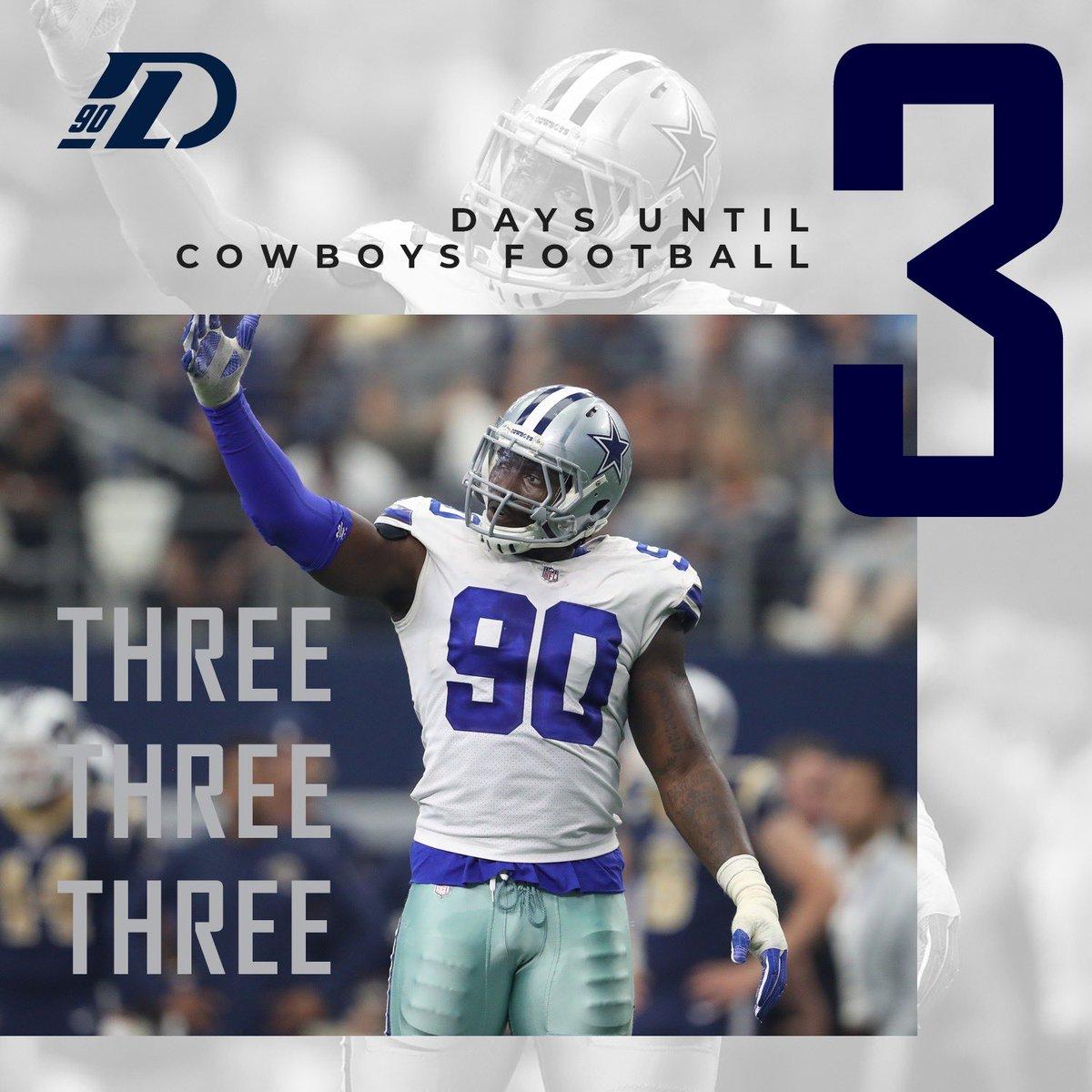 THREE DAYS! 😤