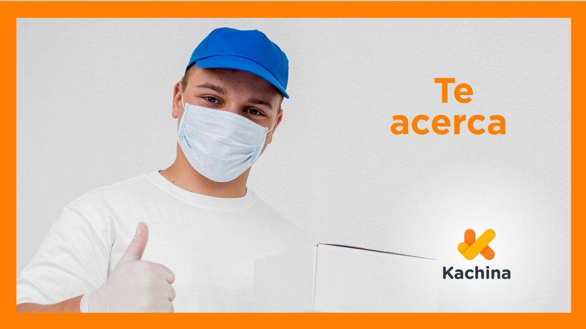 Compra lo que quieras en la mejor y más segura plataforma online. Cuida tu salud, cuida tu dinero.  ¡Ya llegó Kachina! Búscanos en https://t.co/IHjZ1AggdQ  #ecommerce #comprasonline #tusaludprimero #comprasegura #KachinaPe https://t.co/TDIafQD0LK