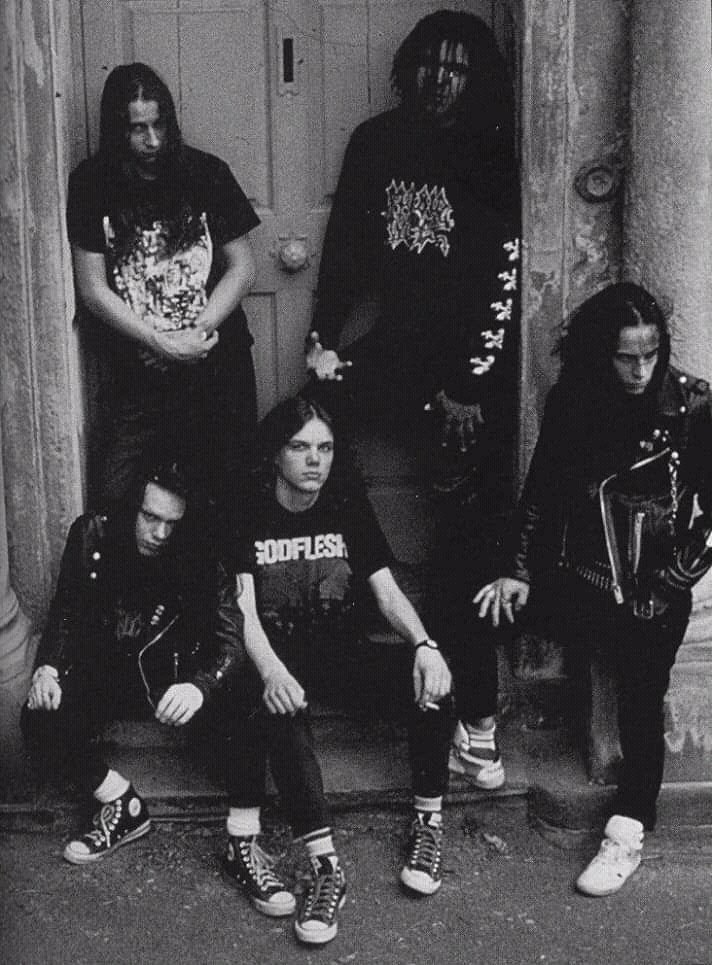#Entombed #DeathMetal 🇸🇪 https://t.co/vKnuM9Comq