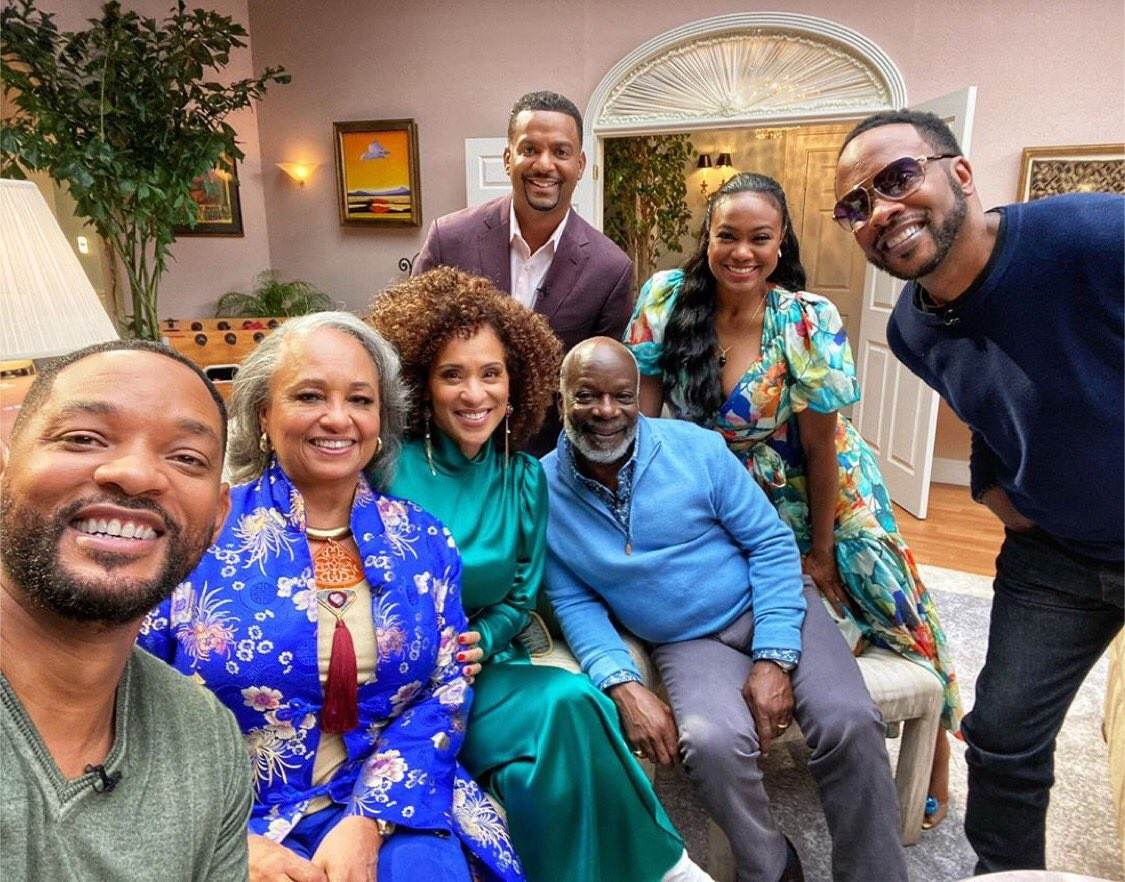 A dope thing happened today. A lot of late nights and Zoom calls getting the script for this one right but yeah... this happened today. Proud to a part of the team.  #FreshPrince30th https://t.co/pfE27AXSuO