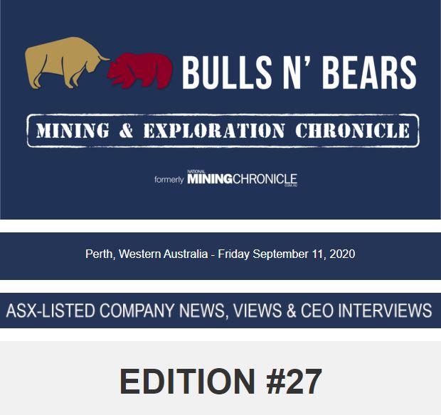 https://t.co/2fFYr7ORQn  Edition #27 Mining & Exploration Chronicle has been unearthed.  #ASX #ASXNEWS #BULLSNBEARSWA #BULLSNBEARS #MININGWA #THEWESTAUSTRALIAN #MININGNEWS  $IND $TIE $ARL $OKR $ADX $CLZ $SRK  $KRR $BSX $AOU $DYL $APC $TRY $TRL $GSN $ADV $KWR $LIT  $SGQ $NVO $HCH https://t.co/py78vrwMeV
