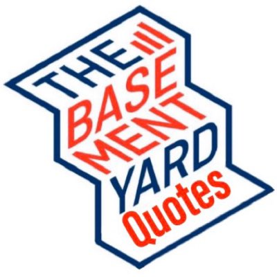 The Basement Yard Quotes Thebypodquotes Twitter