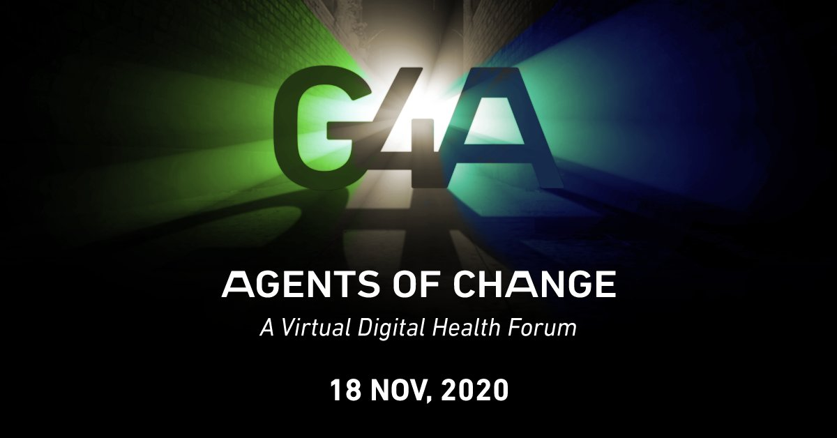 Save the date: Signing Day just got better! To all of our change makers in digital health, G4A is excited to announce our virtual Digital Health Forum on November 18th. Agenda & registration details coming soon. #DigitalHealth #G4AgentsOfChange https://t.co/Ihpx4hryjI