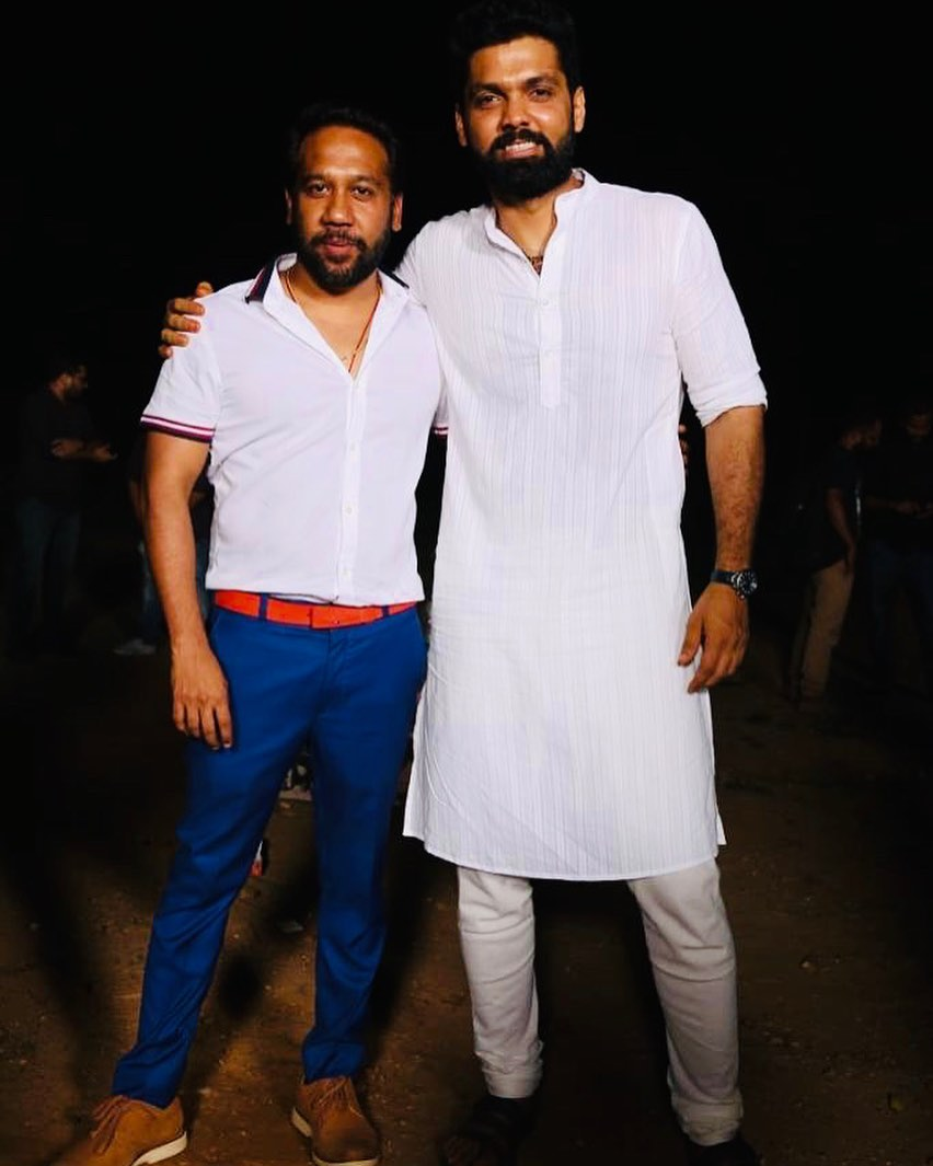 Wish you happy birthday @Pushkara_M sir. All the best to all your projects. https://t.co/2TEa5ZYrz1
