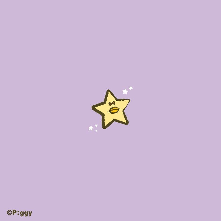 今月のプレゼント企画はおやすみです✨ また来月できればなと思います⭐️  #ピヨピヨちぴよ #イラスト #Illustrations #星 https://t.co/kbHfAjS5o9
