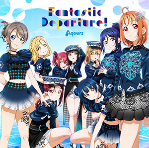 Love Live! Sunshine!!'s Aqours Idol Group's Dome Tour Theme Song Gets Gold Certificate