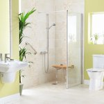 Image for the Tweet beginning: We install #wetrooms and #accessible