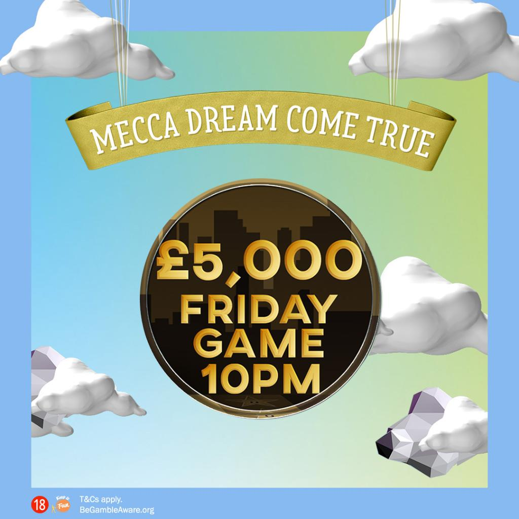 What would you do with £2,500? That's the full house prize on tonight's £5K game at 10pm! 😍 Tell us the first thing you'd spend it on? 👇 Get your tickets in advance from the bingo lobby 👉 Schedule 👉 Main event 👉 Friday night. https://t.co/p6lQHeNuOi T&Cs apply. https://t.co/n2DMO3ILde